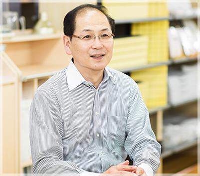 三浦綿業株式会社 社長 三浦正隆