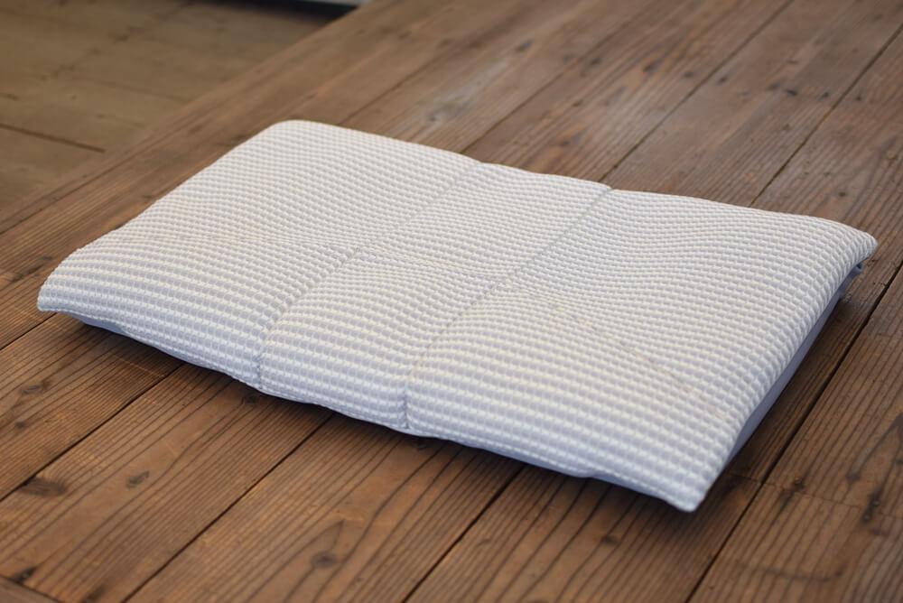 【新居浜市のお客様】首こりを和らげるための枕づくり【オーダーメイド枕】