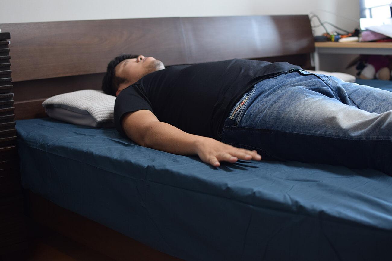 「腰・肩をもっと楽にする」ためのベッド・マットレスを大阪までお届けした話