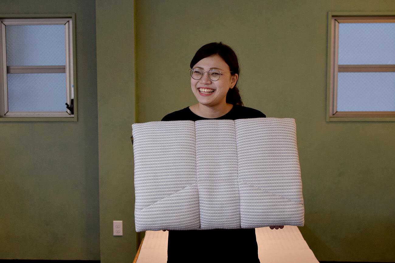 東温・大洲・内子・宇和島・高知県からもオーダーメイド枕のご相談が増えています