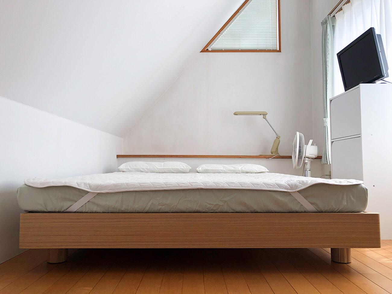 【納品事例】松山市・S様/腰痛に悩むご夫婦のためのベッドマットレス