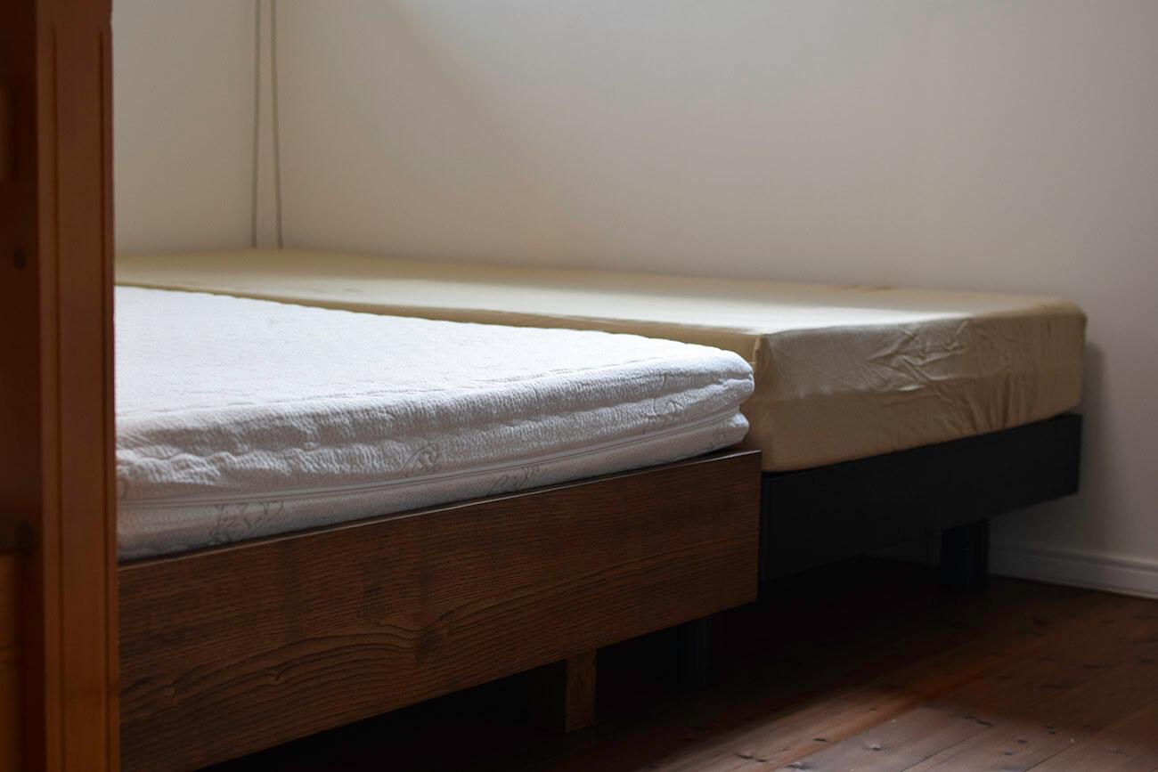 【納品事例】大洲市・Y様/自分だけの寝心地を追求するベッドマットレス