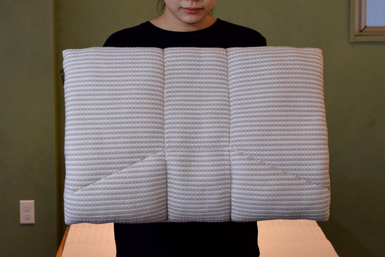 【松山市】起き上がれないほど辛い肩こりはオーダーメイド枕で変わる?