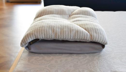 【東温市のお客様】クリスマスプレゼントにオーダーメイド枕を作成!