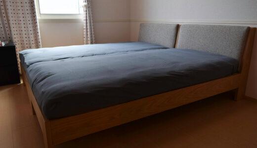 【納品事例】寝室に合わせてベッドのデザインをオーダーメイドする