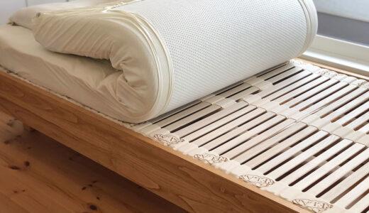 【納品事例】東温市・T様/ウッドスプリングベッドで仕立てる唯一無二の寝心地